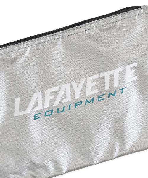 Lafayette EQUIPMENT LOGO RIPSTOP NYLON SACOCHE LS201505 GRAY