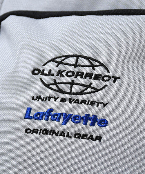 LFYT × OLL KORRECT MINI SHOULDER BAG GRAY LE201501