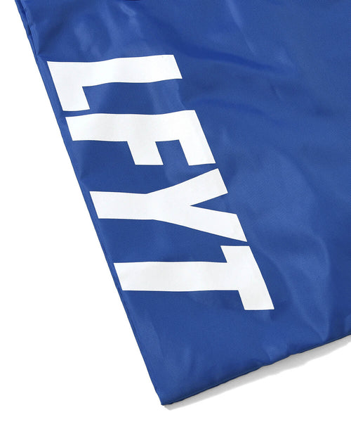 LFYT LOGO ECO BAG LE201502 BLUE