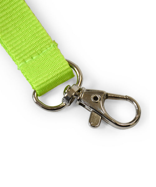Lafayette EQUIPMENT LOGO LANYARD LS201801 LIME