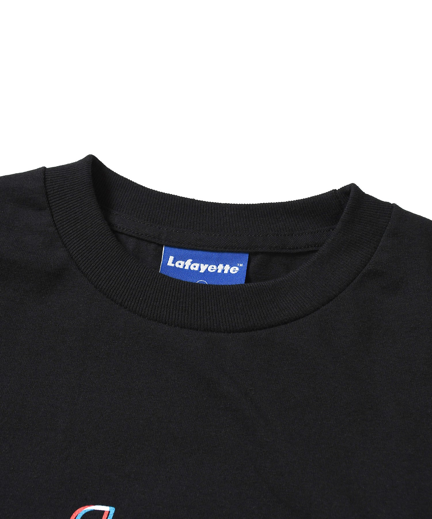 Lafayette ANAGLYPH LOGO TEE #BESTOF_LF_TEE Re-PRODUCTION LE200110