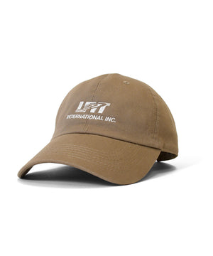 LA201402 LFYT INTERNATIONAL, INC. DAD HAT BEIGE