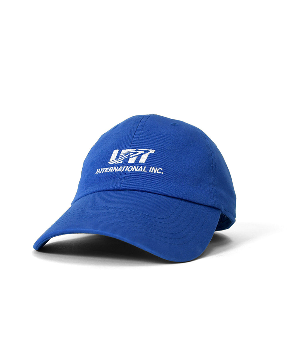 LA201402 LFYT INTERNATIONAL, INC. DAD HAT BLUE