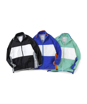 Lafayette COLORBLOCK NYLON TRACK JACKET LS201002 MINT