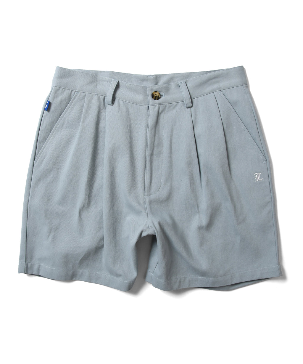WIDE CHINO SHORTS LS211303 BLUE