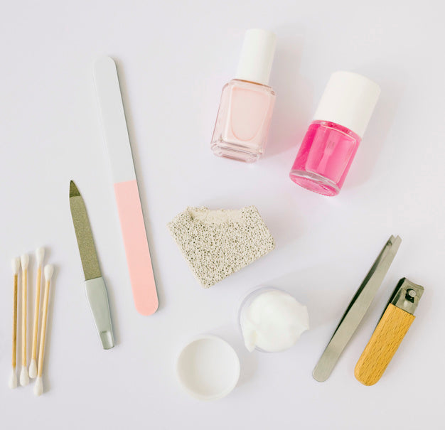 "featured image of the blog titled ""Why Your Nail Spa Business Must Have Supplies from an Excellent Supplier"""