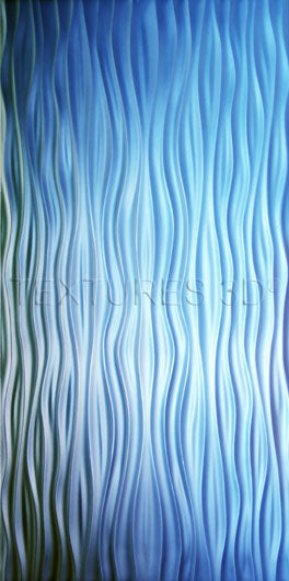 Textures 3D -  Wall Panel 163HD-WAVE163 4'x8'