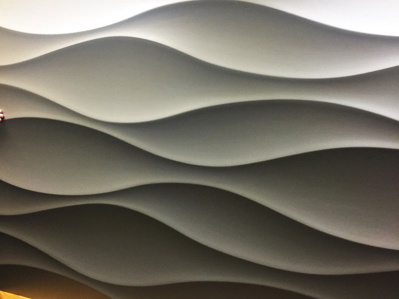 Textures 3D -  Wall Panel 190SDM-WAVE63 4'x8'