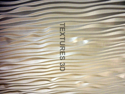 Textures 3D -  Wall Panel 023HD-WAVE51A 4'x8'