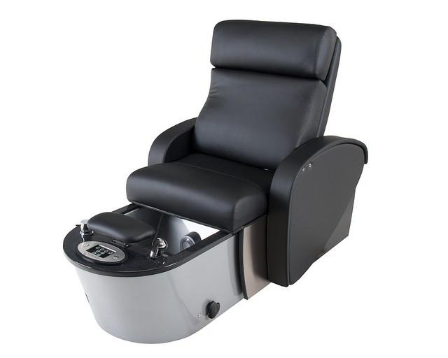 Living Earth Crafts - Contour LX Pedicure Spa Chair - Superb Nail Supply