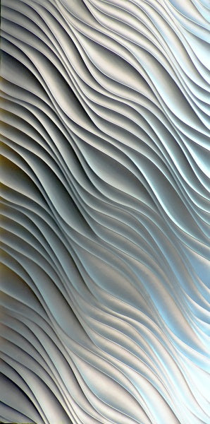 Textures 3D -  Wall Panel 076HD-WAVE43 4'x8'