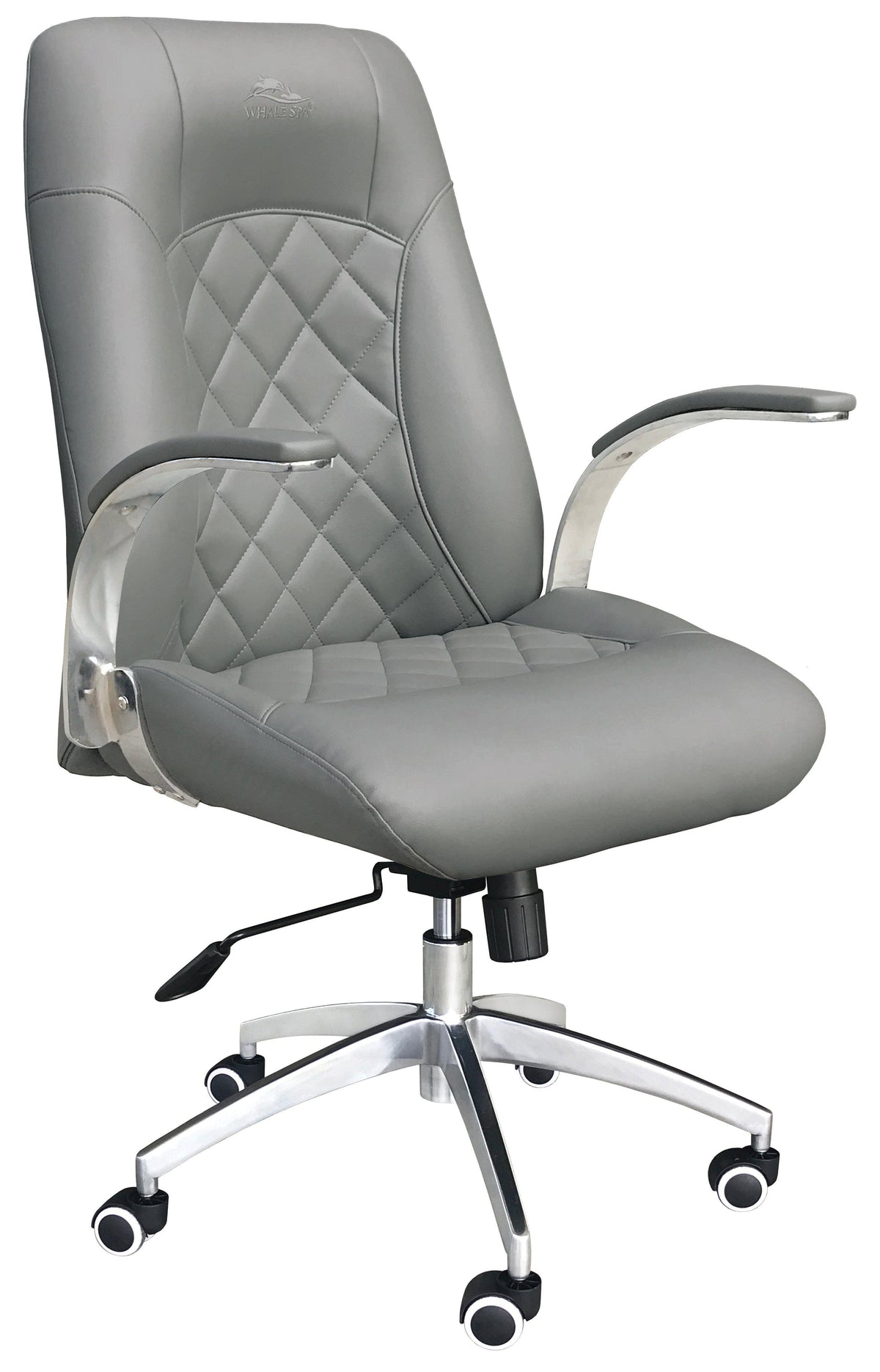 Whale Spa - Rolling Customer Chair Diamond - Superb Nail Supply