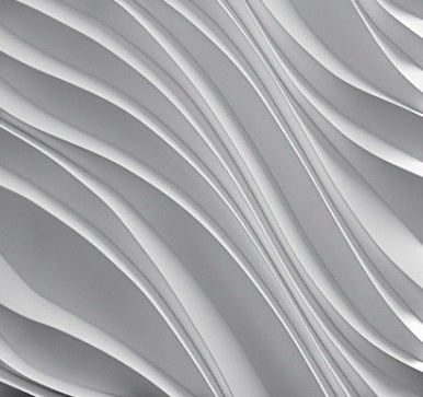Textures 3D -  Wall Panel 085SDM-WAVE63 4'x8'