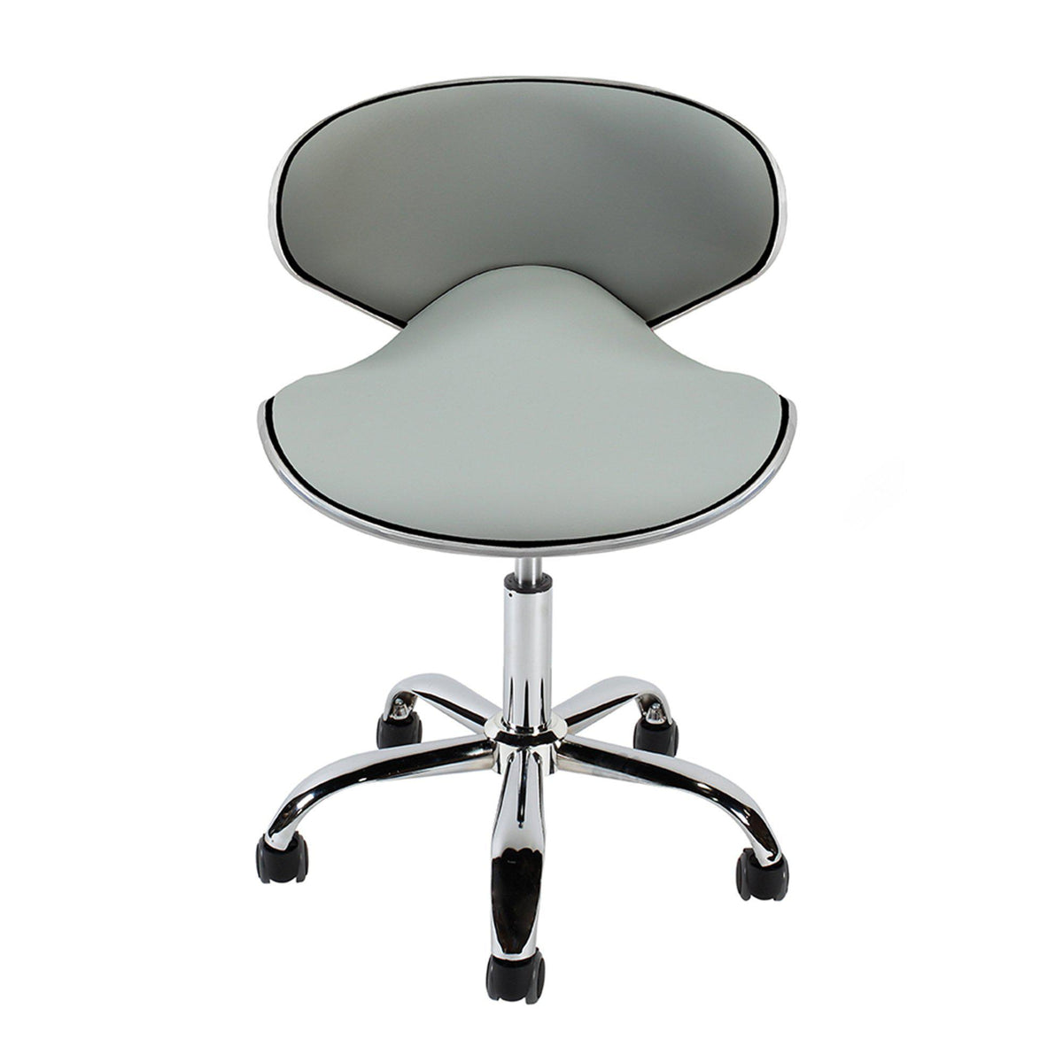 J & A - Euro Pedicure Manicure Technician Stool - Superb Nail Supply