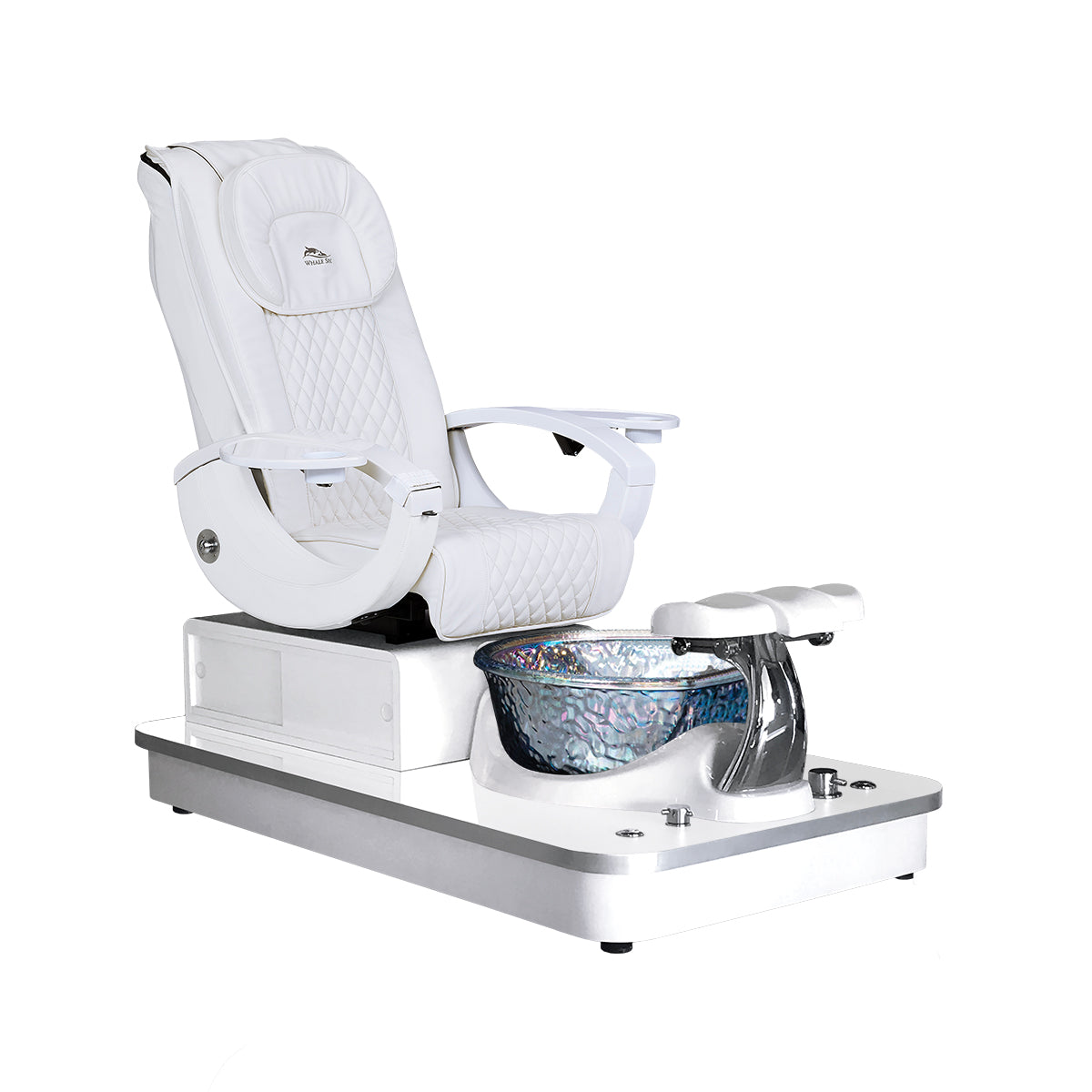 Whale Spa - Felicity Freeform White Edition Pedicure Spa