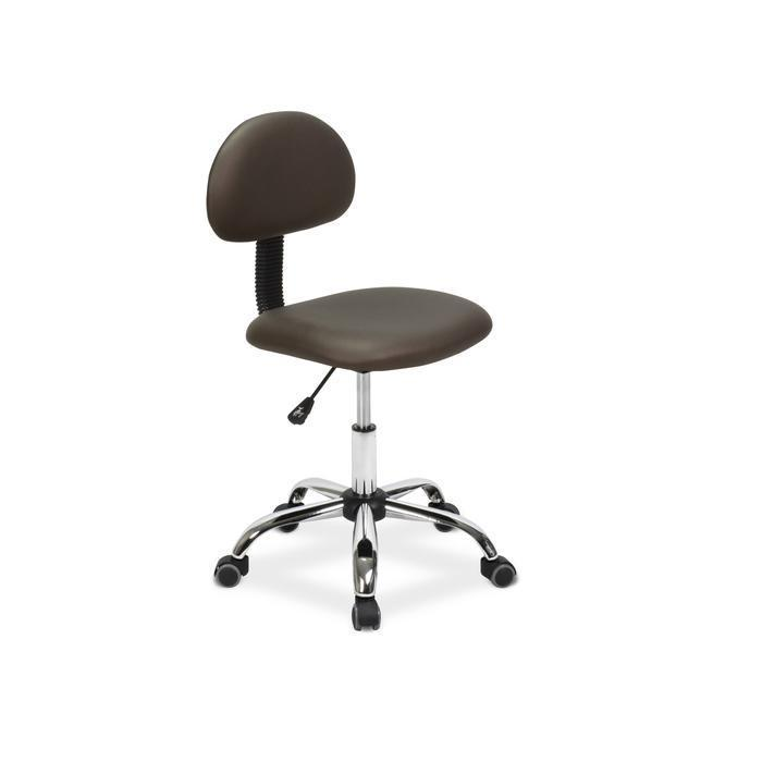 Fourth image for Mayakoba ALICE Technician Stool by Superb Nail Supply