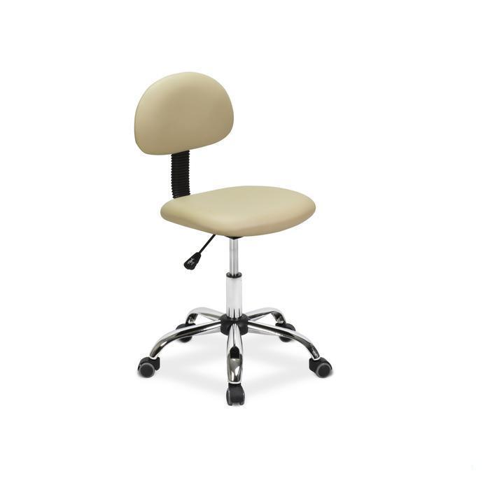 Third image for Mayakoba ALICE Technician Stool by Superb Nail Supply