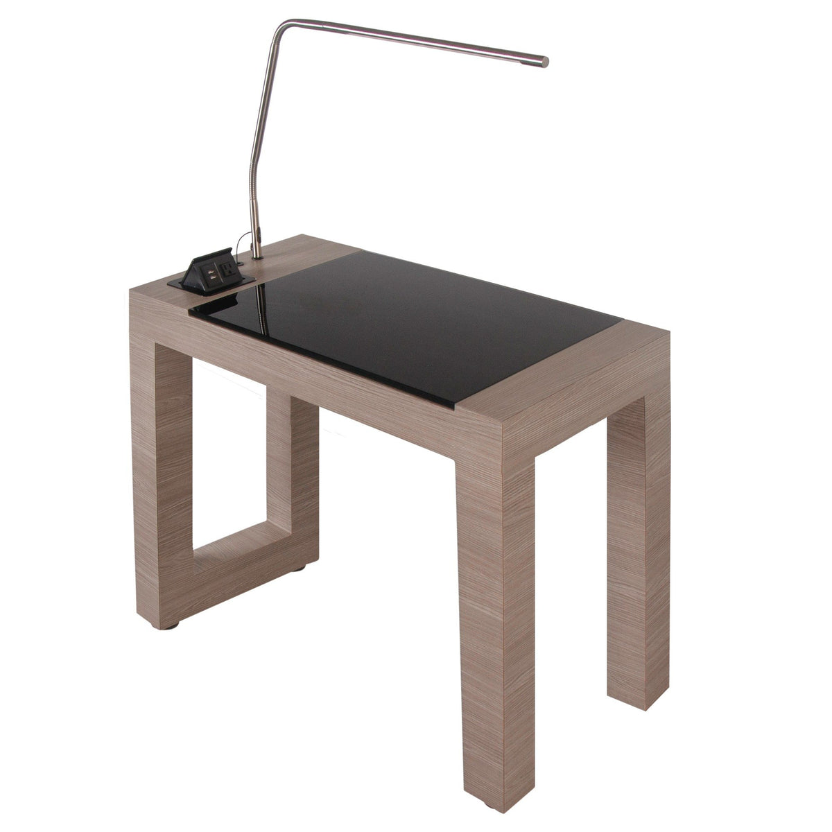 Living Earth Crafts - Madison™ NailSpace Manicure Table - Superb Nail Supply
