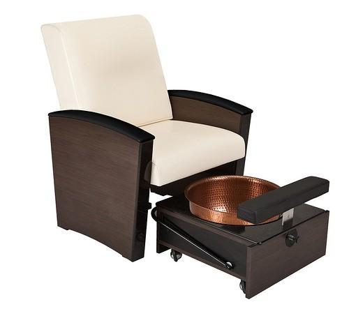 Living Earth Crafts - Mystia™ Luxury Pedicure Chair - Superb Nail Supply