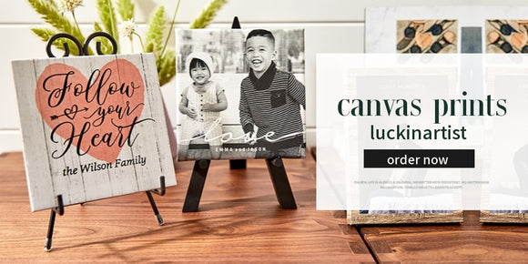 customized canvas prints on sale