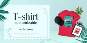 customized T-shirt on sale
