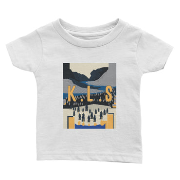 Customizable Baby T-Shirt | Rabbit Skins 3401