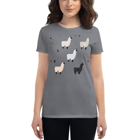 Customizable Women's Fashion Fit T-Shirt | Anvil