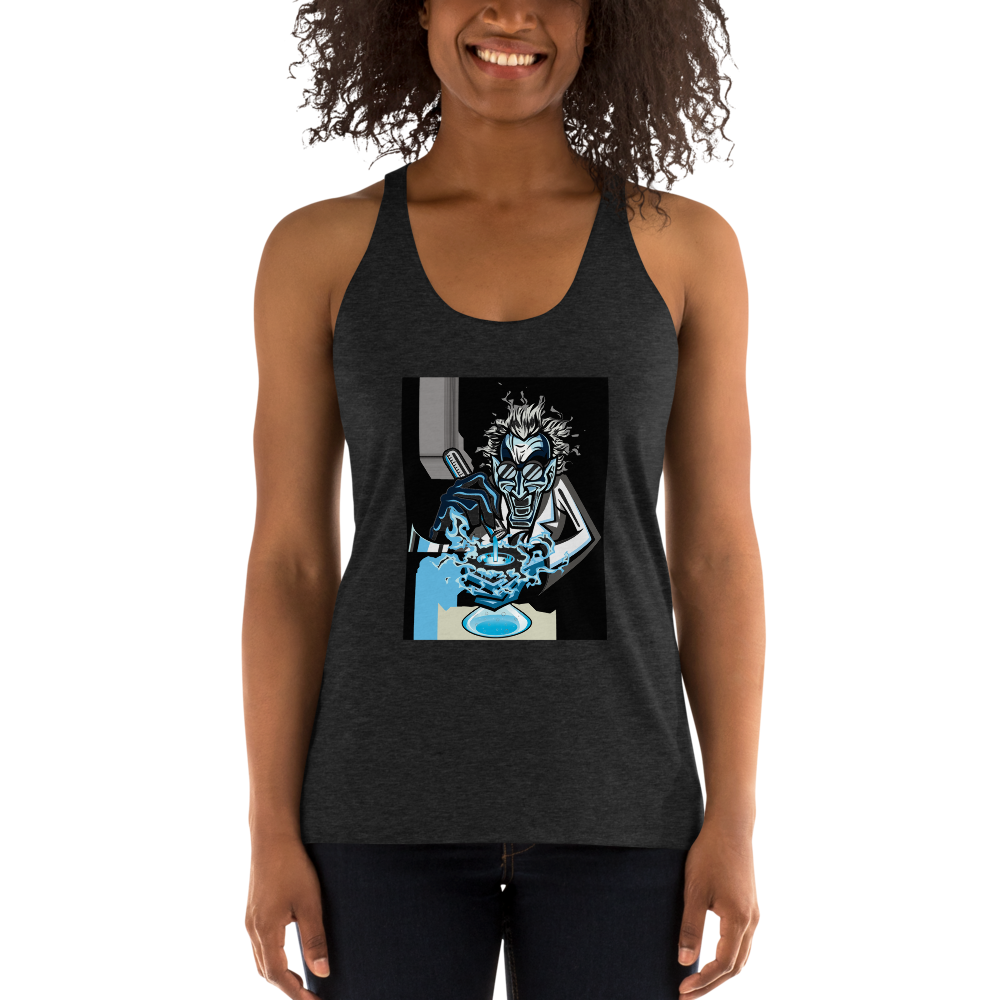 Customizable Women's Racerback Tank | Bella + Canvas 8430