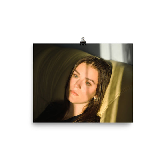 Customizable 8x10 Premium Luster Photo Paper Poster (in)