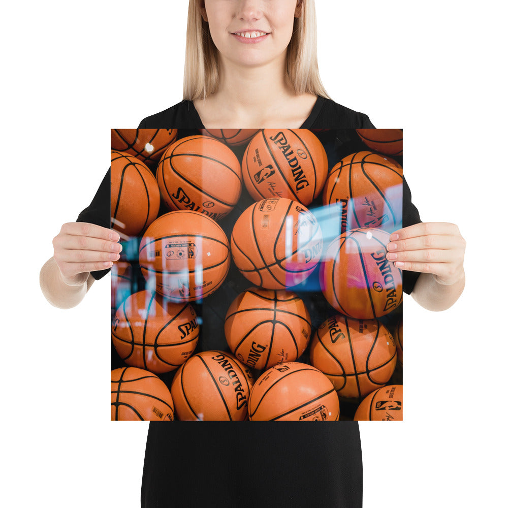 Customizable Enhanced Matte Paper 16x16 Poster (In)
