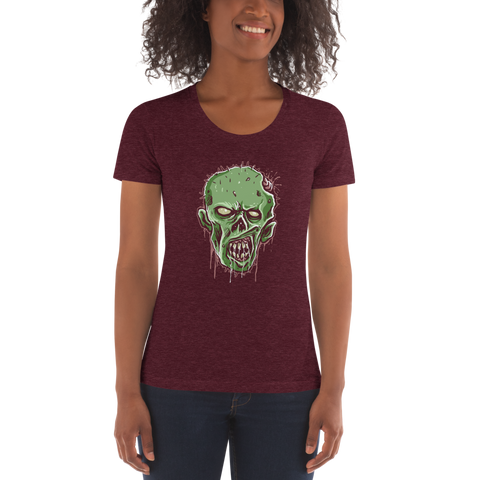 Customizable Women's Tri-Blend T-Shirt | American Apparel TR301W