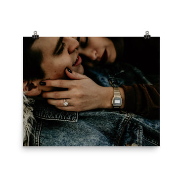 Customizable 16x20 Premium Luster Photo Paper Poster (In)
