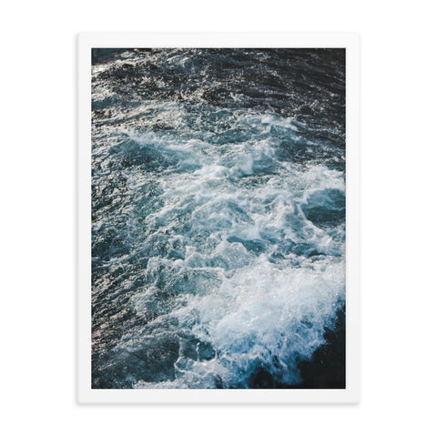 Customizable Premium Luster 18x24 Photo Paper Framed Poster (in)
