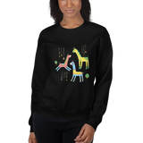 Customizable Unisex Crew Neck Sweatshirt | Gildan 18000