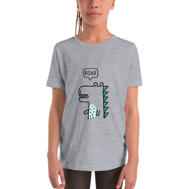 Customizable Youth Short Sleeve T-Shirt