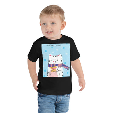 Customizable Toddler Short Sleeve T-Shirt