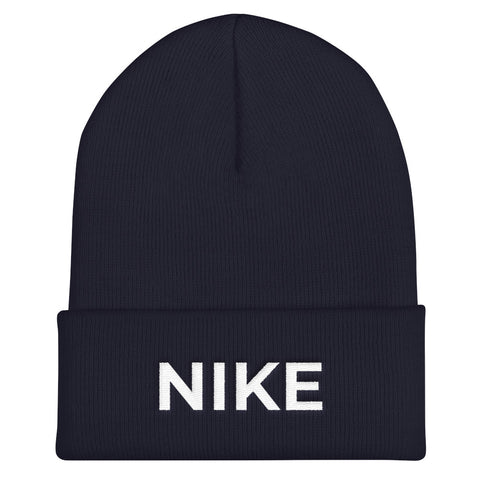 Customizable Cuffed Beanie