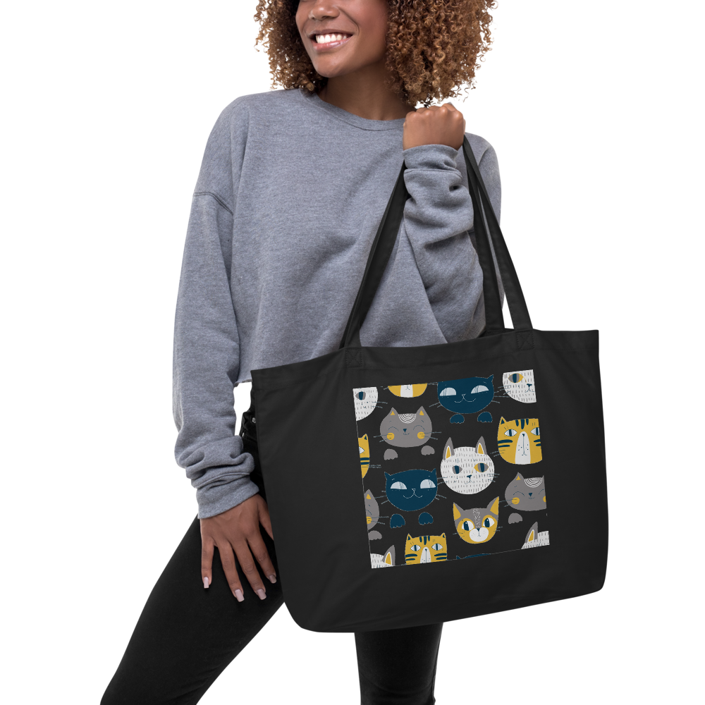 Customizable Large Eco Tote