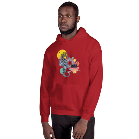 Customizable Unisex Heavy Blend Hoodie Sweatshirt  | Gildan