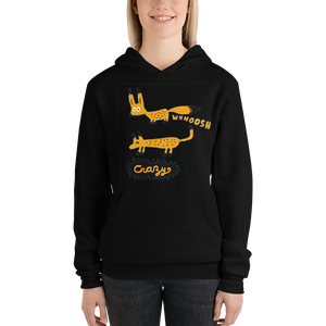 Customizable Unisex Pullover Hoodie | Bella + Canvas 3719