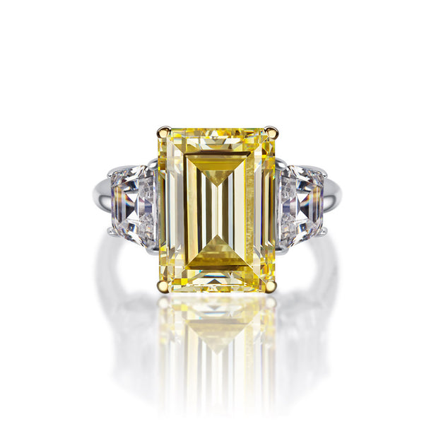 Prosperity Emerald-Cut Ring