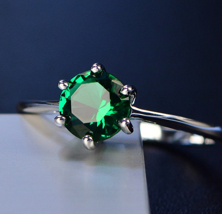Gratitude Birthstone Ring
