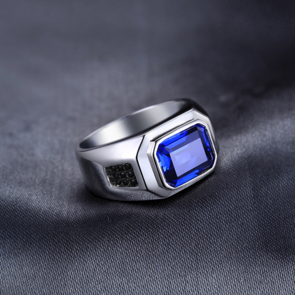 Faith Men's Ring