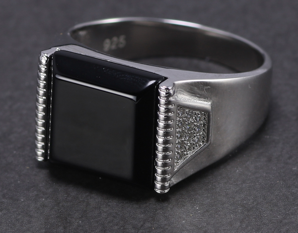 Protection Men's Ring