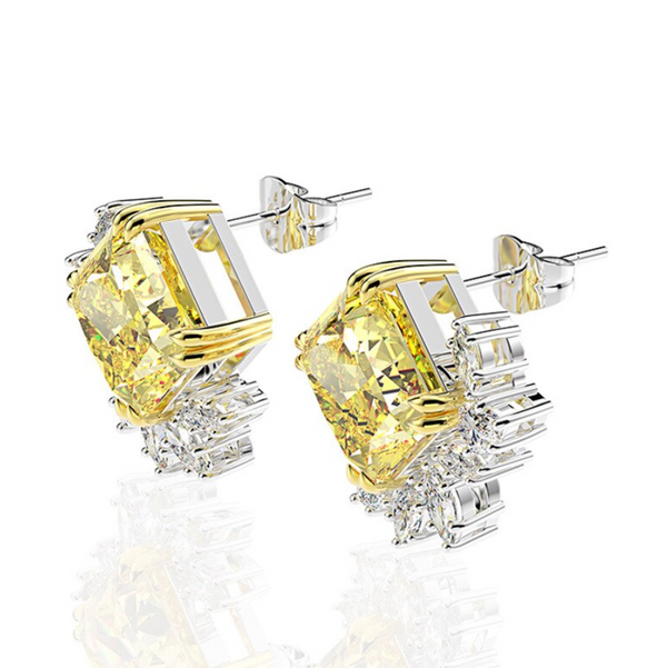 Prosperity Radiant-Cut Earrings