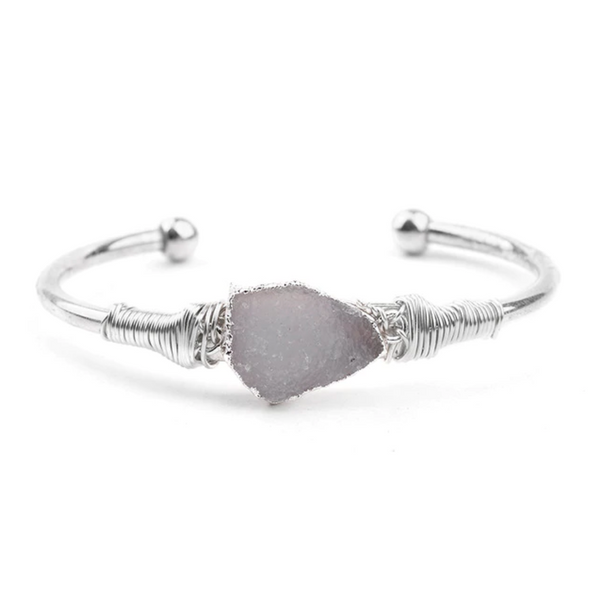 Abundance Crystal Bangle (SOLD OUT)