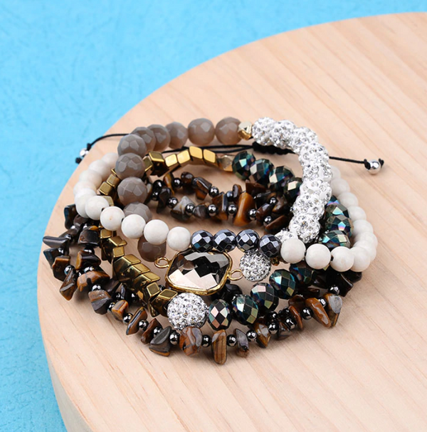 Emotional Balance Bracelet Set