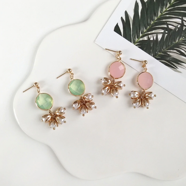 Love Clip-On Earrings