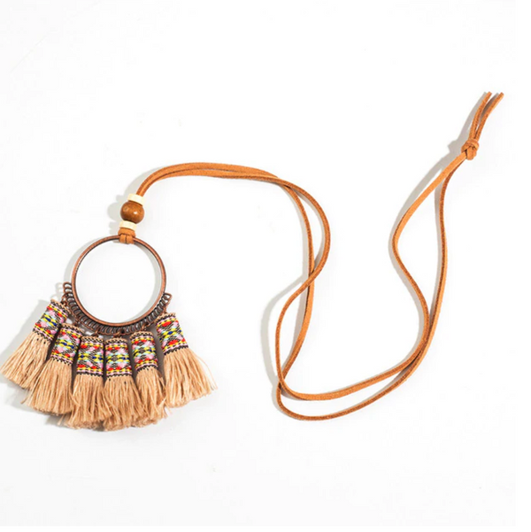 Growth Boho Necklace