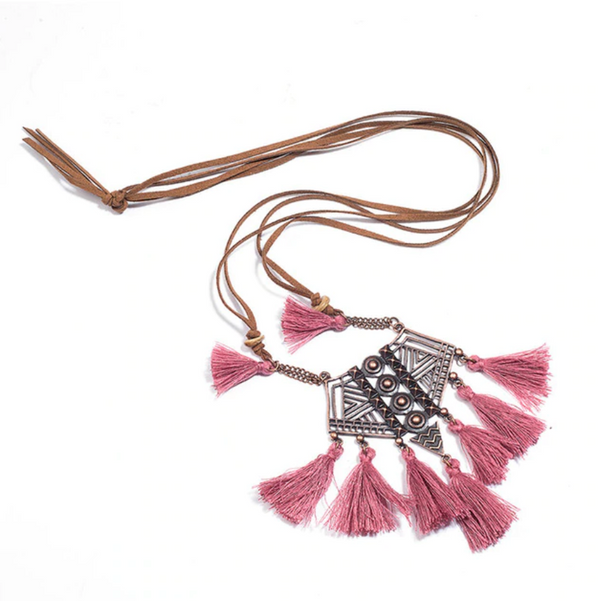 Love Boho Necklace